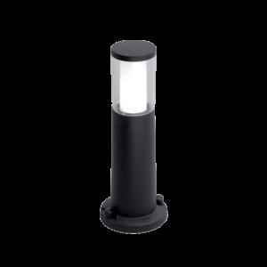 Carlo kültéri LED kerti lámpa álló 3.5W 4000K IP55 400mm fekete