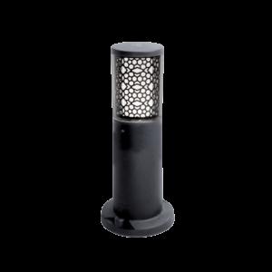 Carlo kültéri dekor LED kerti álló lámpa 3.5W 4000K IP55 400mm fekete