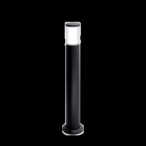 Carlo kültéri LED kerti lámpa álló 3.5W 4000K IP55 800mm fekete