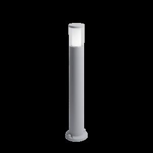 Carlo kültéri LED kerti lámpa álló  3.5W 4000K IP55 800mm szürke
