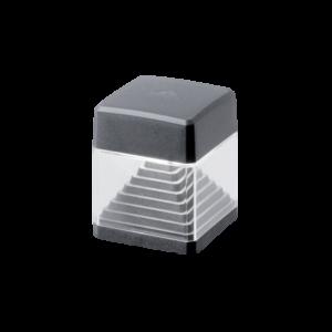 Ester kültéri LED kerti lámpatest 10W 4000K IP55 fekete