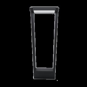 GRF96506-78 LED kerti felszerelés kültéri 10W 4000K 780mm IP54 grafit fekete