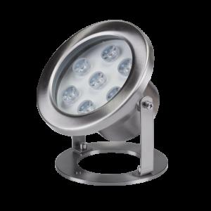 Outdoor LED talajba süllyeszhető lámpa  6X1W IP68 - Elmark