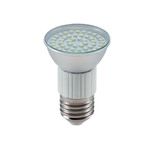 LED48SMD izzó 3,5W E27 230V, meleg fehér - Elmark