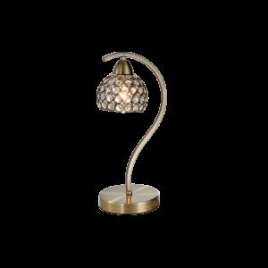 Liza Asztali Lámpa Króm - Elmark