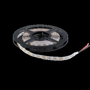 Led szalag meleg fehér SMD5050 24V/DC 14,4W/m 60pcs/m IP20 - Elmark
