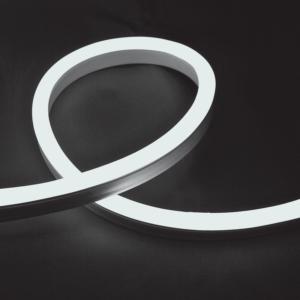Led neon flex fénykábel hideg fehér smd3528 24V/DC 12W/m IP65 - Elmark (10 m)
