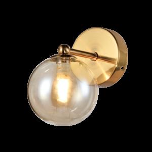 Olena fali lámpa - Arany - Elmark