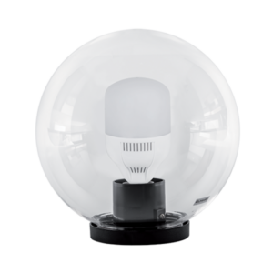 Pmma tiszta D400 led kerti világítótest smd2835 40W E27 4000K IP65 - Elmark