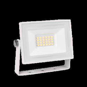 Vega20 vékony led fényszóró fehér 20W 4000K IP65 - Elmark