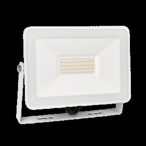 Vega50 vékony led fényszóró fehér 50W 4000K IP65 - Elmark