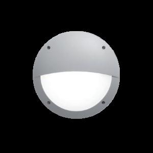 Lucia kültéri el fali lámpa szürke 1XE27 IP66 - Elmark