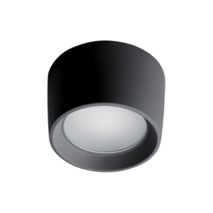 Livia kültéri 160 led mennyezeti lámpa fekete 10W 4000K IP55 - Elmark