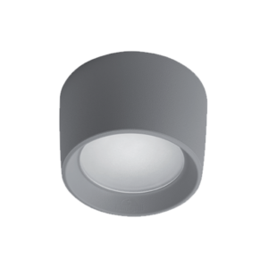 Livia kültéri 160 led mennyezeti lámpa szürke 10W 4000K IP55 - Elmark