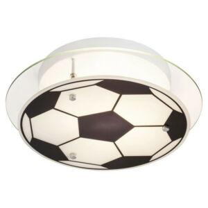 Frankie, mennyezeti gyerekszobai lámpa, focis dizájnal- Rábalux