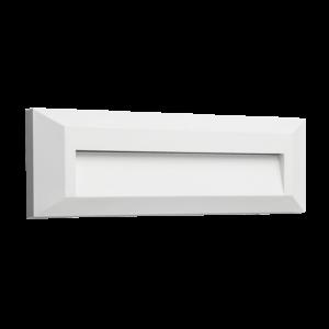 Grf02 Led Kültéri Homlokzati Lámpa 4000K Fehér - Elmark