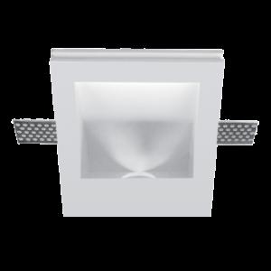 Gypsum Led Fali Lámpa Négyzet - Elmark
