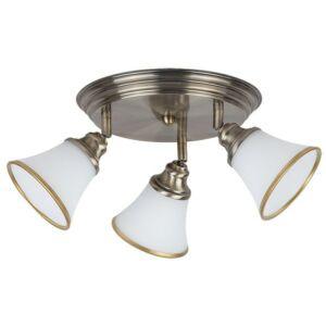 Grando mennyezeti lámpa 3*E14, 40W, bronz, - Rábalux