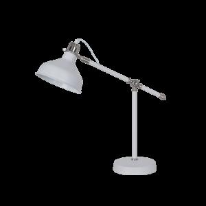 John Asztali Lámpa Fehér - Elmark