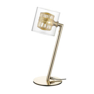 Klausen Asztali lámpa KLASS TL1 arany