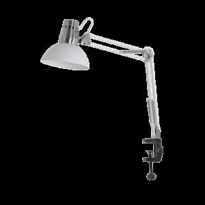 Luke Asztali Lámpa Fehér - Elmark