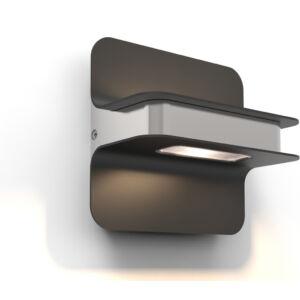 Hill kültéri LED fali lámpa 1 light stainless steel
