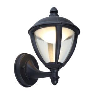 Unite kültéri LED fali lámpa Up 1 light black