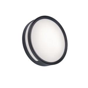 Rola kültéri LED mennyezeti  1 light dark grey