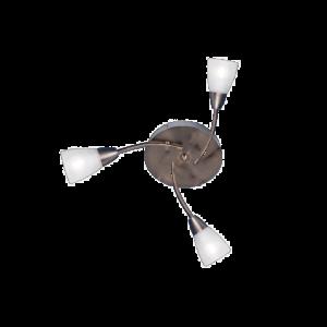 Marica Mennyezeti Lámpa Antik Bronz - Elmark