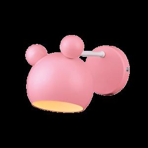 Mickey Fali Lámpa Pink - Elmark