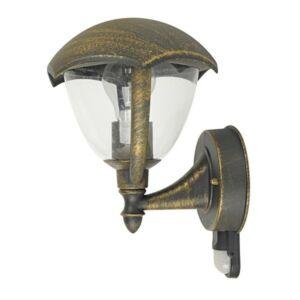 Miami kültéri lámpa mozgásérzékelővel E27 40W a.arany IP44