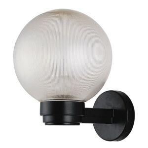 Palermo kültéri lámpa fali műa E27 40W fek IP44