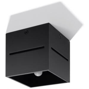 Sollux - Mennyezeti - LOBO Fekete