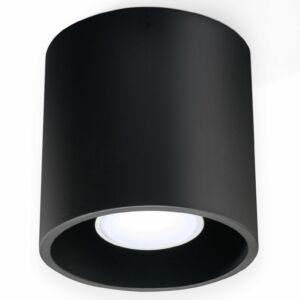 Sollux - Mennyezeti -  ORBIS 1 fekete