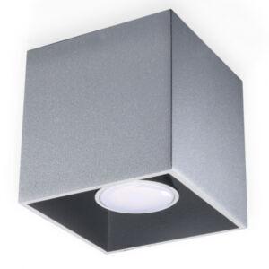 Sollux -Mennyezeti lámpa - QUAD 1 Szürke