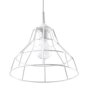 Sollux - Függeszték lámpa - ANATA Fehér