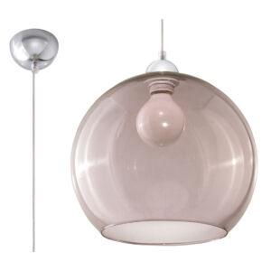 Sollux - Függeszték lámpa - BALL Grafit