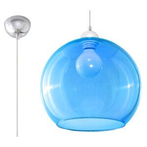 Sollux - Függeszték lámpa - BALL kék