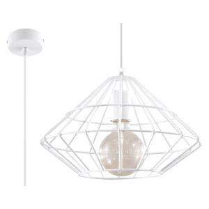 Sollux - Függeszték lámpa - UMBERTO Fehér