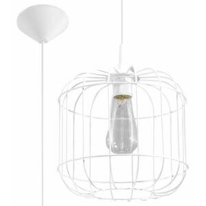 Sollux - Függeszték lámpa - CELTA Fehér