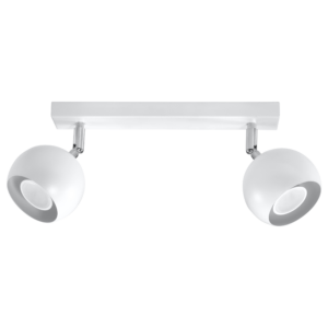 Sollux - Mennyezeti lámpa - OCULARE 2 white