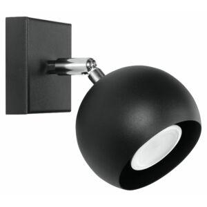 Fali lámpa -  OCULARE fekete