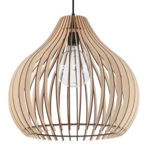 Sollux - Függeszték lámpa - APRILLA fa