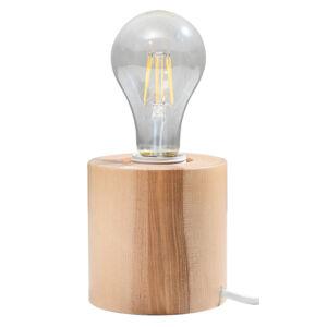 Sollux - Asztali lámpa - SALGADO fa