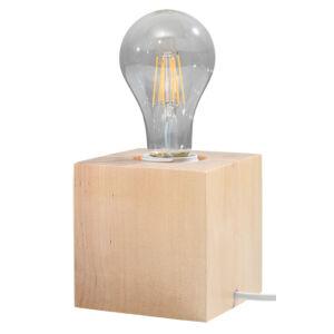 Sollux - Asztali lámpa - ARIZ fa