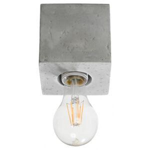 Sollux -Mennyezeti lámpa - ABEL Beton - szürke