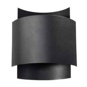 Sollux -Fali lámpa - IMPACT Fekete