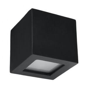 Sollux -Fali lámpa - Kerámia  LEO Fekete