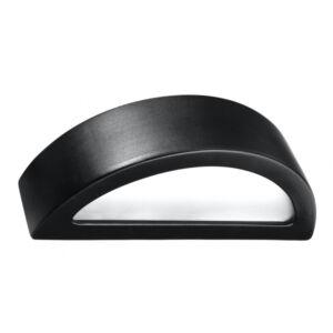 Sollux -Fali lámpa - Kerámia  ATENA Fekete