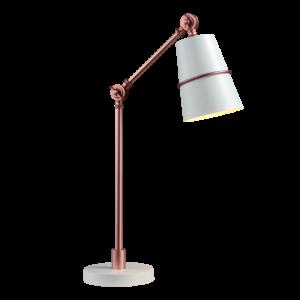 Spider Asztali Lámpa Fehér - Elmark